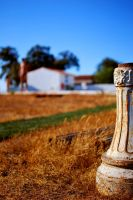 The old lamp base by fGimbra