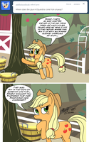 Questions for Equestrians 4 by FractiousLemon