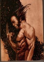 Jae lee wolverine pyro recreation by burninginkworks