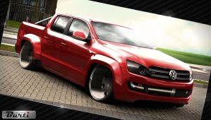 VW Amarok RLine by BurtiLoko