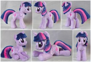 Twilight Sparkle Beanie by ButtercupBabyPPG