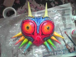 Majora's Mask, Legend of Zelda by happymasks
