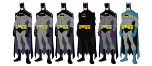Batmen by jsenior