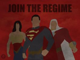 JOIN THE REGIME by A-B-Original