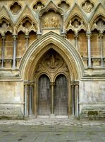 Stock - Gothic Door by GothicBohemianStock
