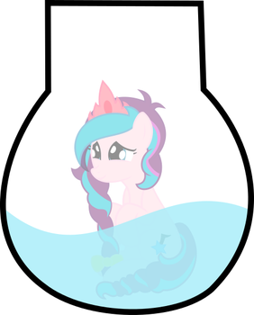 Free me from the bottle?.. (Gift) by GordoMash