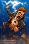 Eddie From Java by IborArt