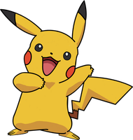 Pikachu Colored by Puppet--Sasori