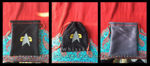 Star Trek DS9/ Voyager Command Pouch by Whisski