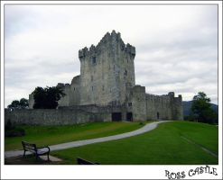 Ross Castle by jotamyg
