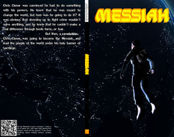 Messiah Cover (Full Paperback) by andycastaneda