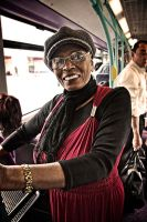 Lady in Red - BUS by Anmar-Studio