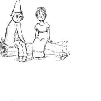 Wirt and Beatrice by Londonatheart1475