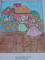 The Chipettes in 1776 by Brittany-Psalm28-7