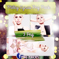 PNG Pack(58) Miley Cyrus by BeautyForeverr