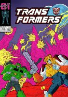 Transformers 78.5 Cover by TF81fromIDW