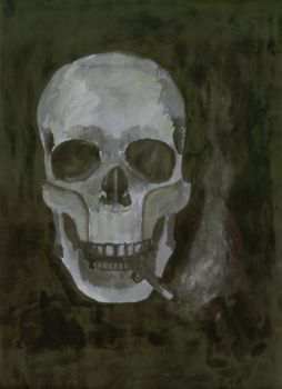 Skull by fifilein