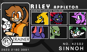 Trainer-Riley by Pokemon-League