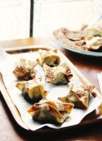 Banana-Chocolate Wontons by sasQuat-ch