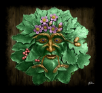 The Greenman by Albion-James