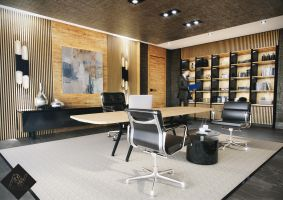 Office Design by kornny