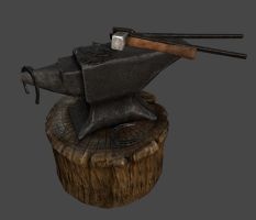 Forge wip by FredrikH