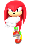 Road to Mania: Classic Knuckles by JaysonJean