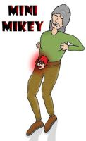 Mini Mikey by neromike