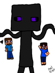 Do the Ender-wiggle! (Colors 3D) by BluShroom20