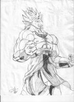 Broly by drumma-rico