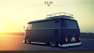 W8 desktop November by Skatergos
