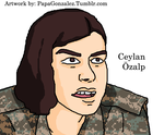 Ceylan Ozalp by PapaGonzales