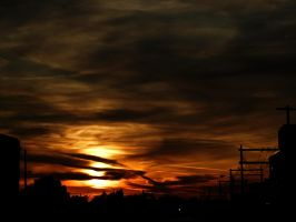 Sunset VIII by Baq-Stock