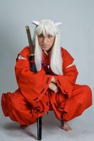 InuYasha by vingaard