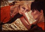 Percabeth -Close to the end by CosplaySymphony