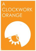 A Clockwork Orange by AstroSnowball