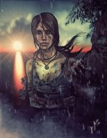 Tomb Raider Reborn Contest by jardc87