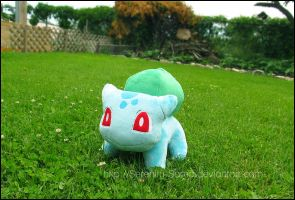 Plushie: Bulbasaur - Pokemon