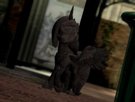 The 'Weeping Ponies' by GlitchyProductions