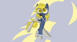 Spy Derpy Wallpaper by Midnight-Page