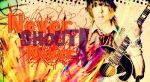 NeverShoutNever by withoutrainbow