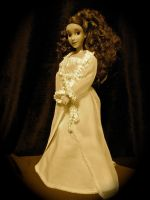 Christine Daae Doll by jackfreak1994