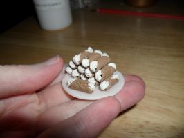 Miniature Cannolies by kayanah