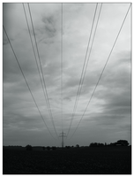 Beneath the wires by guiseppe