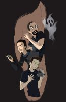 Ghost Adventures Crew by BoukenRed