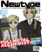 FMA - Newtype Cover by evanescent-adoration