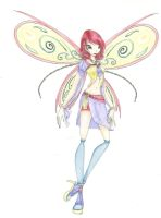 request : winx oc : fly believix by The-Angel-Of-Light