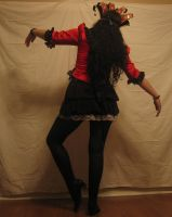 Ghost Opera- The Red Jester 16 by TrapDoor-Stock