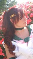 Sailor Jupiter details by Mellorine91
