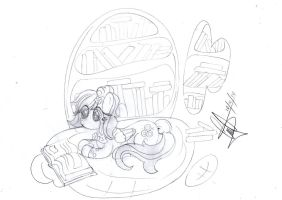 Inside is more better than outside - WIP by AhomeToons